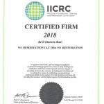 iicrc 2018